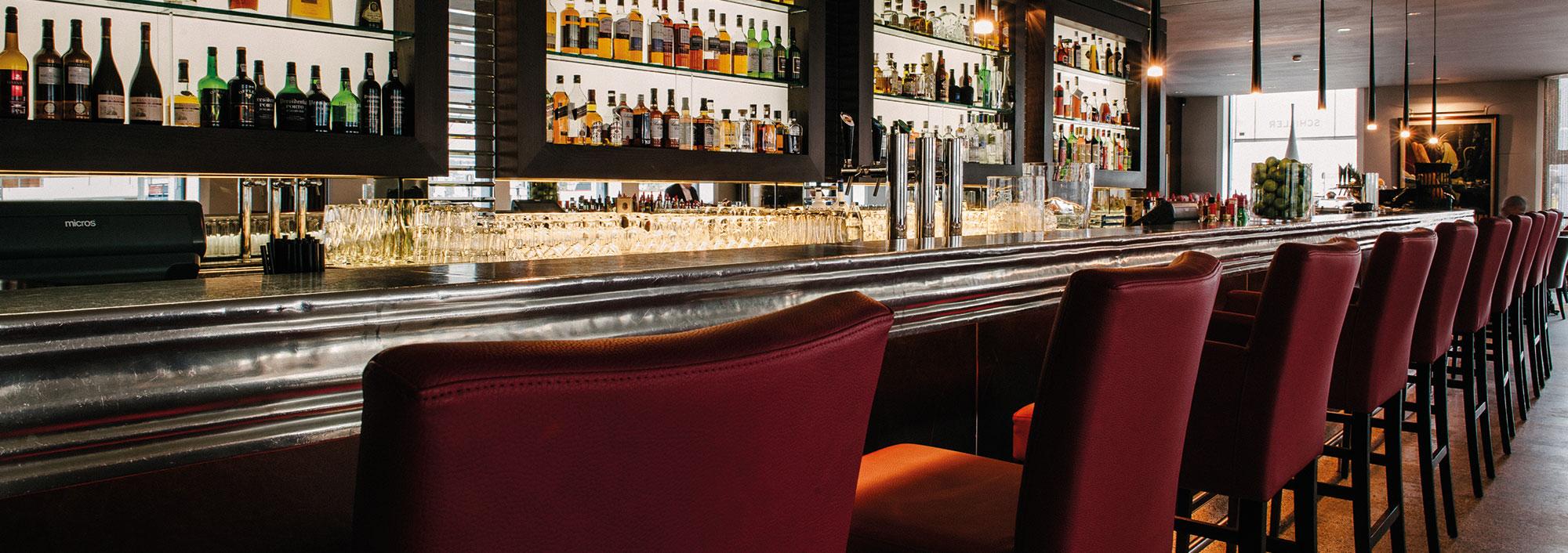 Goethe Bar im Schiller